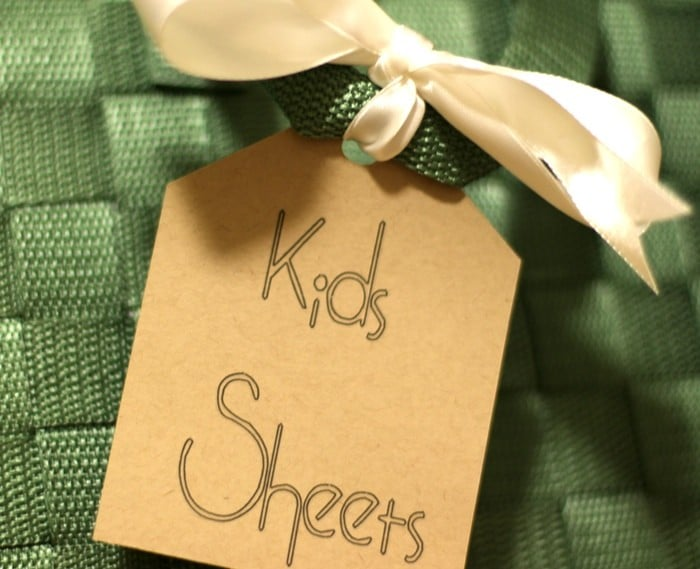 How Do You Fold Your Towels? - Kids Sheets Linen Closet