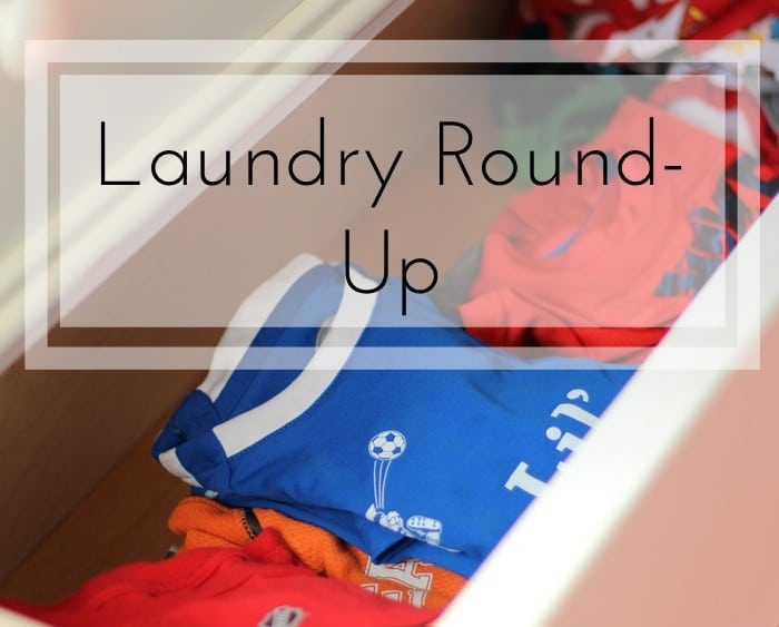 Laundry Round-Up