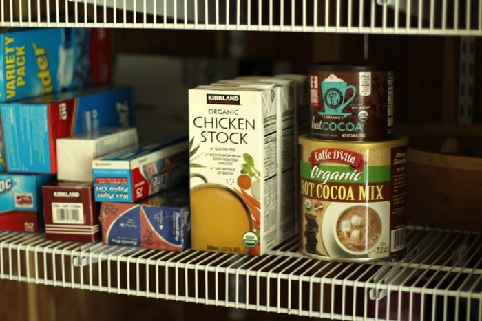 Rethinking A Pantry And Ways To Organize It - Ziplock Shelf