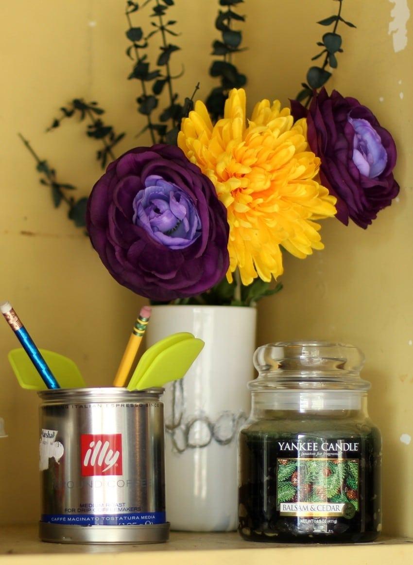 Organizing the Garage - Gardening Supplies