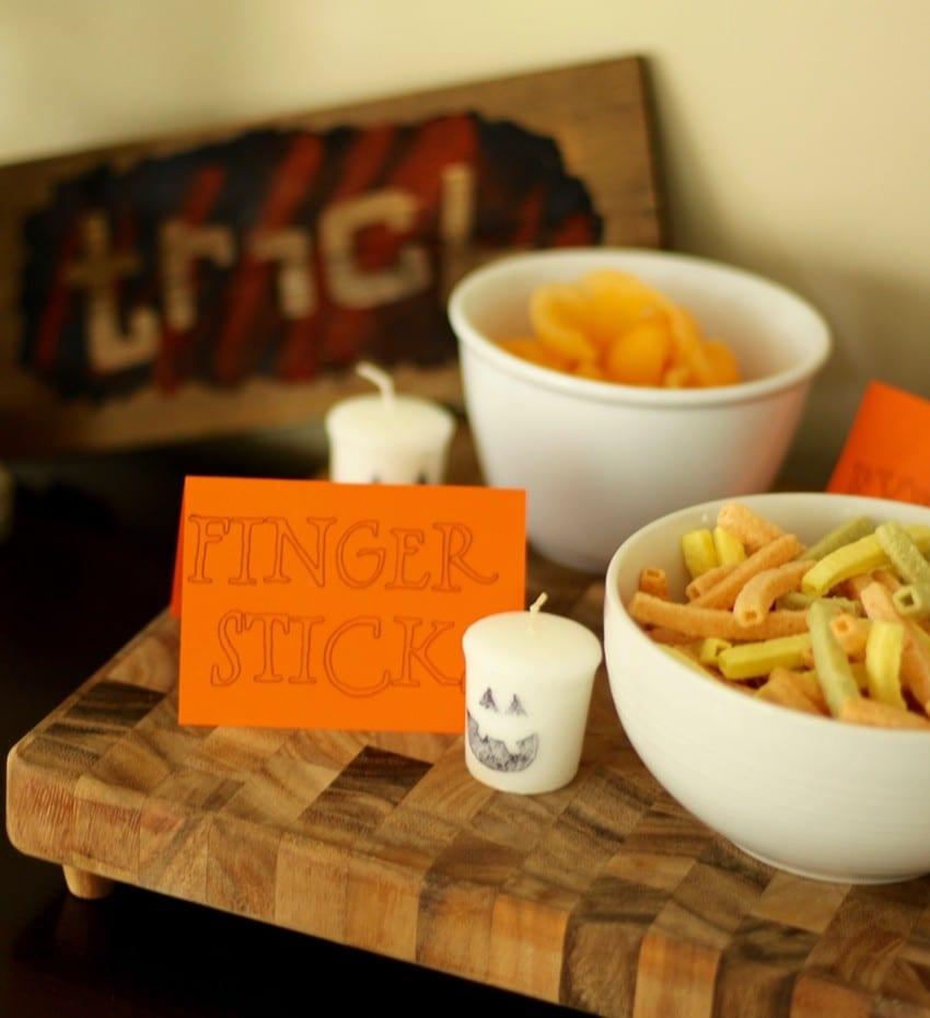 Halloween Party Ideas - Halloween Party Food