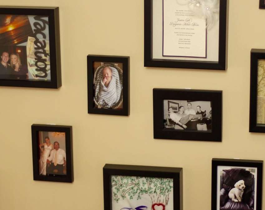 Creating Gallery Walls