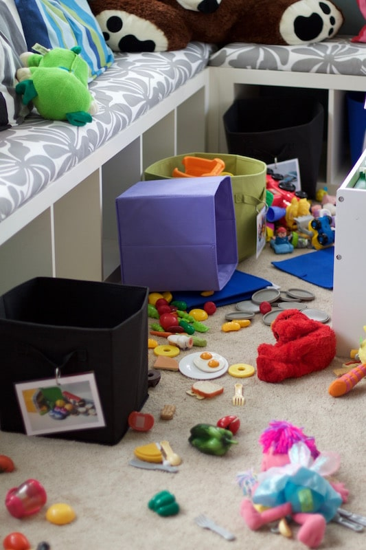 Before Play Room