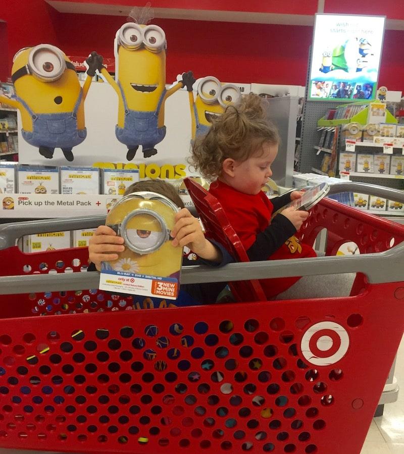 Kids In Store