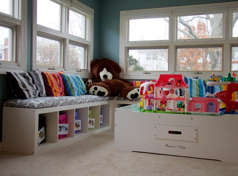 Wide Play Room