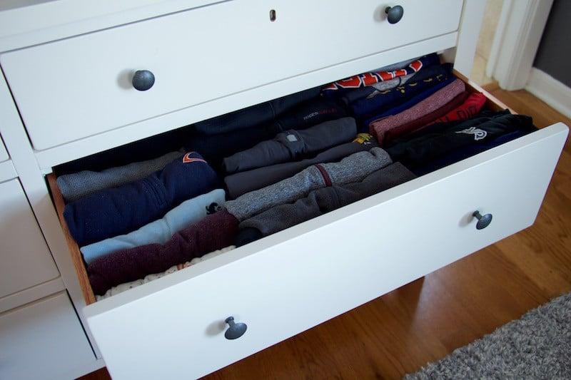 Dresser Drawers After