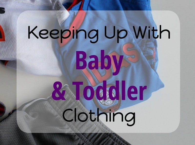 Keeping Up With Baby And Toddler Clothing