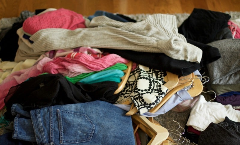 Collecting All Clothing