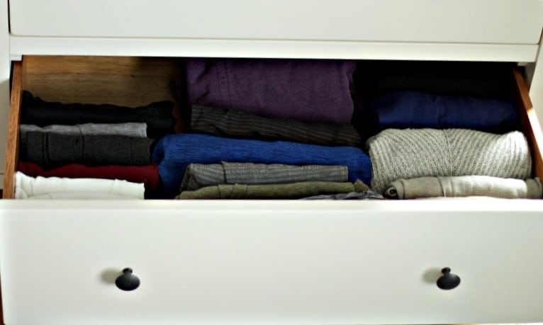 6 Steps To Get Your Clothing Organized