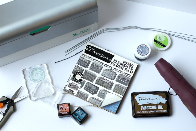 Materials for Paper Mobile