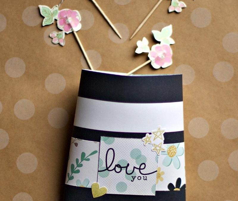 DIY Paper Gift Box Tutorial