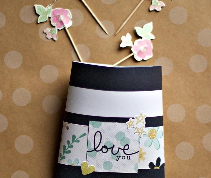 DIY Paper Gift Box Tutorial