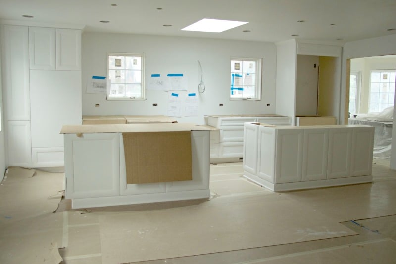 And Then There Was White… Kitchen Renovation Updates