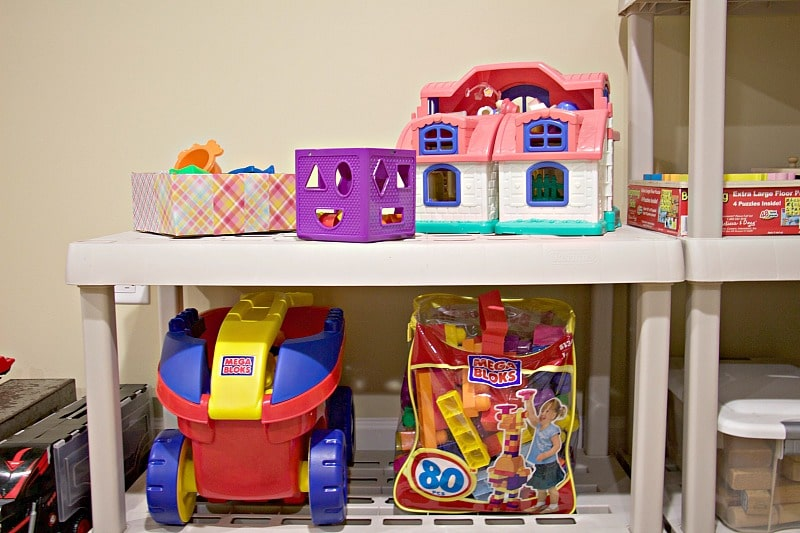 How To Create Temporary Toy Storage