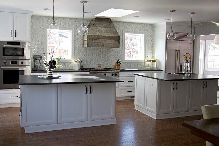 Creating A Modern Farmhouse Inspired Kitchen