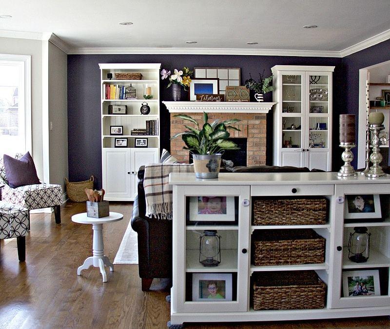 6 Creative Ways To Organize Toys In The Living Room