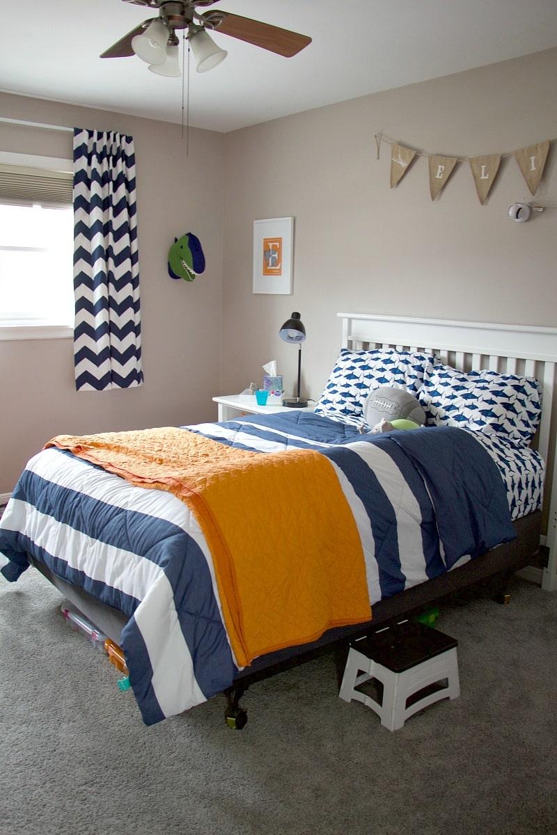 DIY Organizing A Preschool Boy Bedroom  The Organized Mama