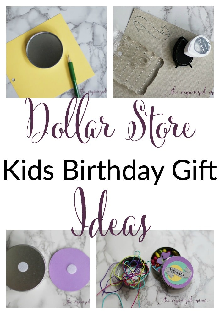 diy dollar store kids