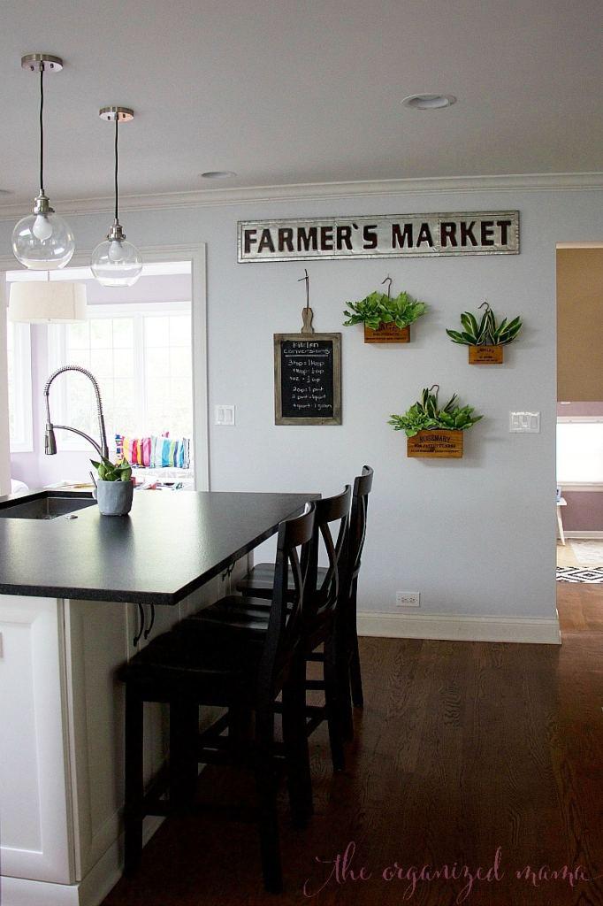 kitchen inspiration dark countertops