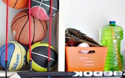 Garage Toy Storage Ideas Kids Can Do