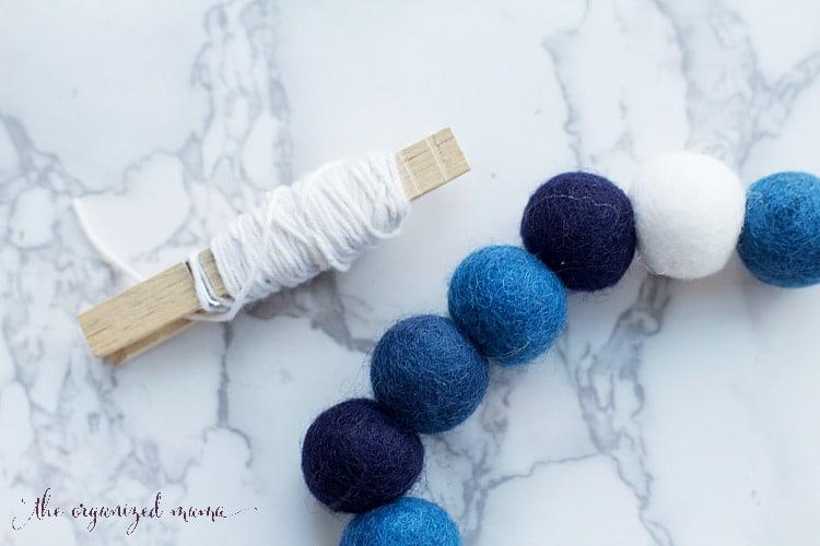 DIY Hanukkah Decorations From Dollar Store