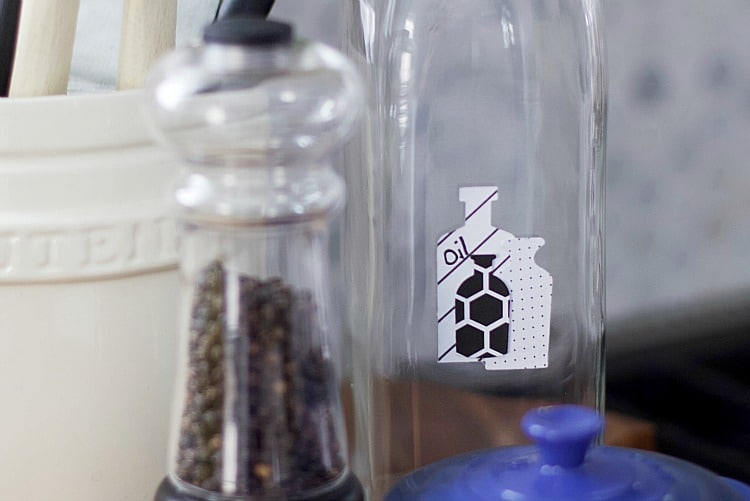 How To Create Oil Bottle Labels