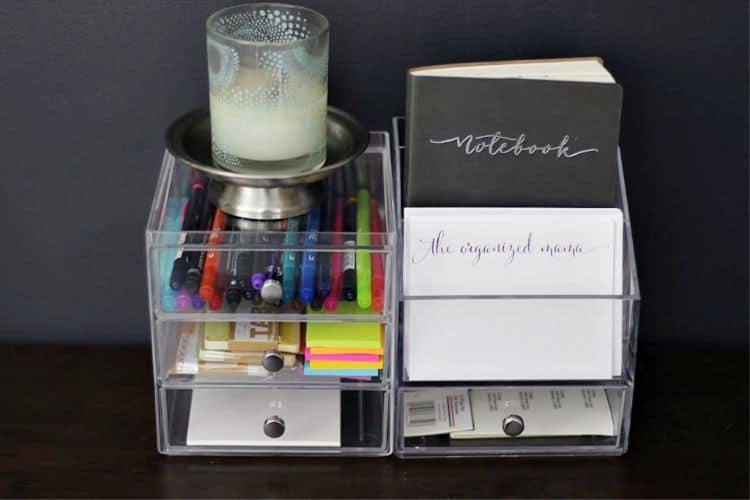 Ideas For Office Desk Organization from i0.wp.com