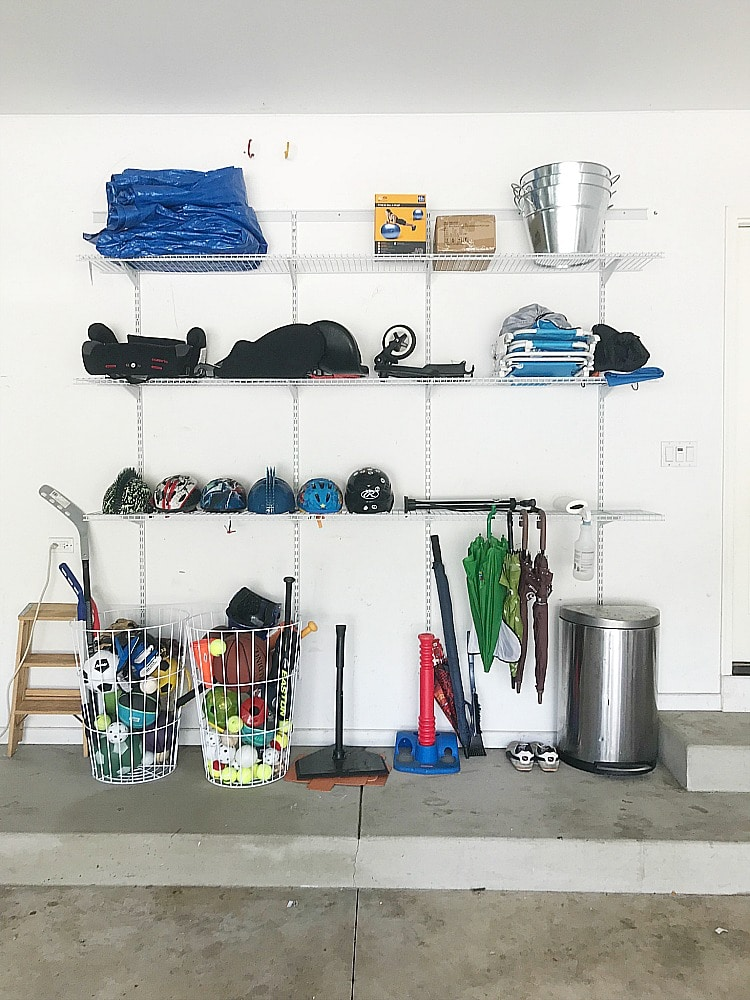 garage organization