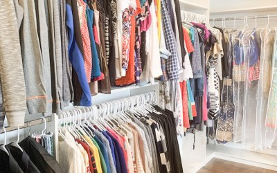 A Step-By-Step Guide To Creating A Minimalist Closet