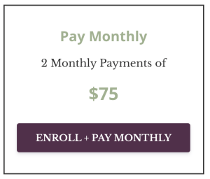 pay monthly button