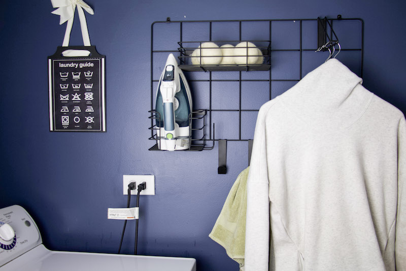 The Most Effective Ways To Utilize Wall Space In Small Laundry Rooms