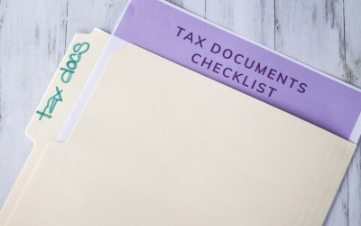 How To  File 您r Taxes Like A Pro + Tax Documents Checklist