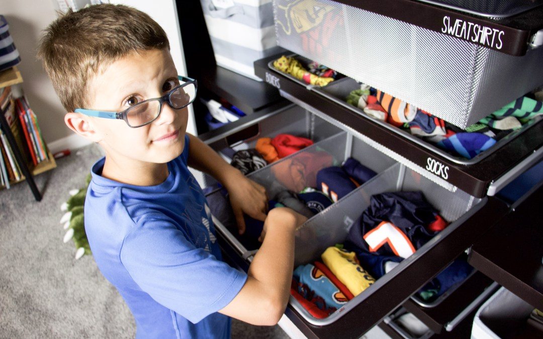 Why Organizing Helps Kids at Home and School