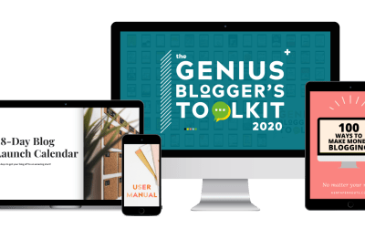 The Genius Blogger Tool Kit