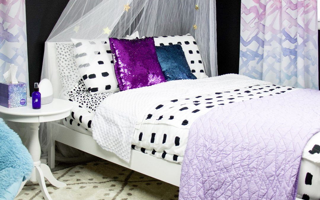 One Room Challenge Reveal: Girls Bedroom Decor