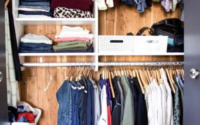The Hanger Trick For Your Closet