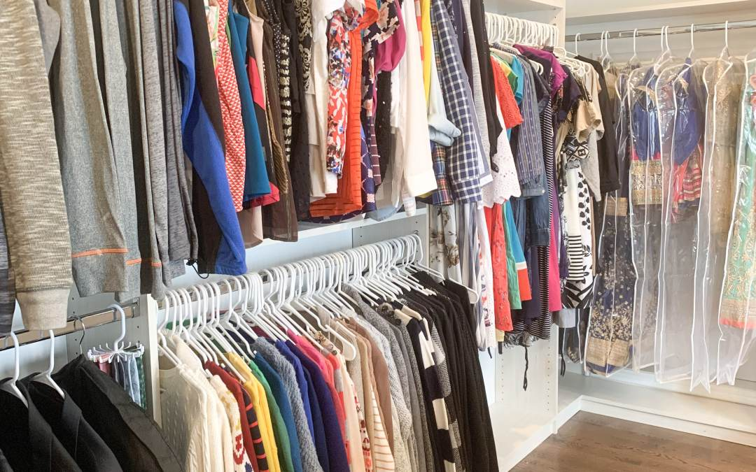 The Most Effective Way To Get A Color Coordinated Closet