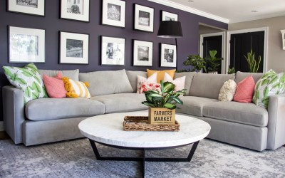 Rectangular Living Room Layout Design Ideas