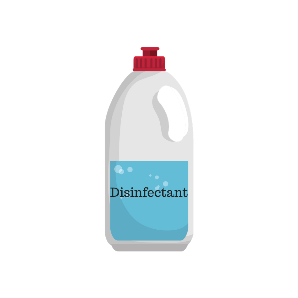 list of cleaning products