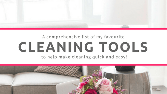 must have cleaning tools