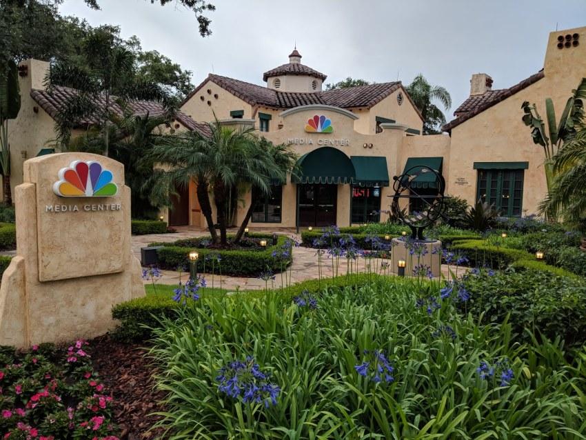 NBC Media Center