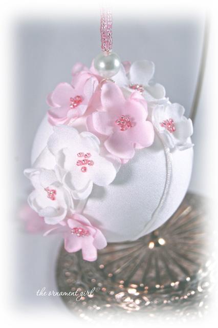 Cherry Blossom Ornament  Sakura