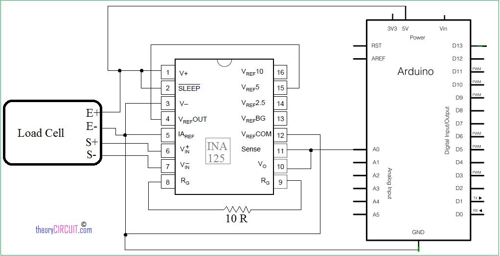 arduino load cell schematics?resized665%2C341 schenck load cell wiring diagram efcaviation com schenck load cell wiring diagram at panicattacktreatment.co