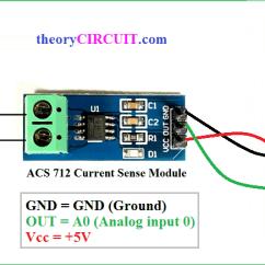 Solar Panel Meter Wiring Diagram Meyer Plow Hall Effect Current Sensor Circuit With Arduino