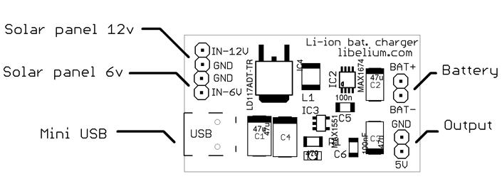 Solar Powered Arduino