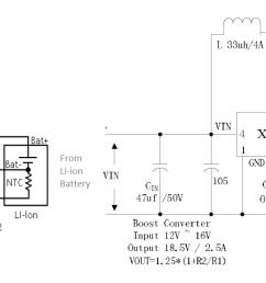 power bank circuit diagram [ 1511 x 577 Pixel ]