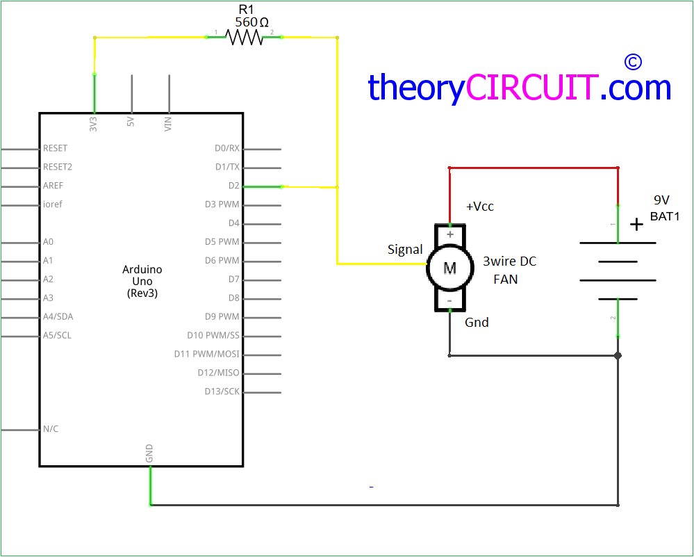 hight resolution of pwm fan wiring diagram