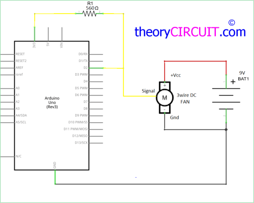 small resolution of pwm fan wiring diagram