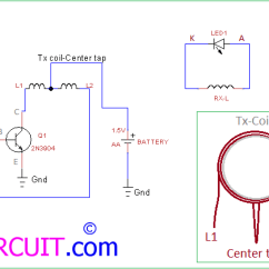 Led Light Circuit Diagram For Dummies 2000 Chevy Silverado 2500 Trailer Wiring Wireless