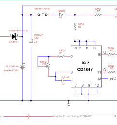 pv solar inverter circuit diagram ckt diagram of inverter [ 1605 x 567 Pixel ]